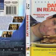 Dan In Real Life (2008) R1 Blu-Ray Cover & Label