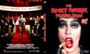THE ROCKY HORROR PICTURE SHOW 35TH ANNIVERSARY (1975) BLU-RAY DIGIBOOK COVER & LABEL