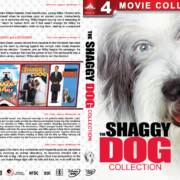 The Shaggy Dog Collection R1 Custom DVD Cover