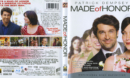 Made Of Honor (2008) R1 Blu-Ray Cover & Label