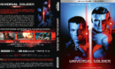 Universal Soldier (Custom Steelbook) (1992) R2 German 4K UHD Covers & Labels