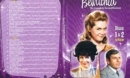 Bewitched Season 2 Discs 1 and 2 R1 DVD Cover & Labels