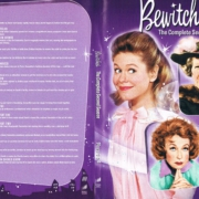Bewitched Season 2 discs 3 and 4 R1 DVD Cover & Labels