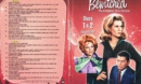 Bewitched Season 3 discs 1 and 2 R1 DVD Cover & Labels