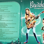 Bewitched Season 4 discs 1 and 2 R1 DVD Cover & labels