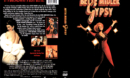 GYPSY (BETTE MIDLER) (1993) R1 DVD COVER & LABEL