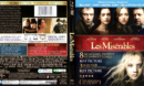 LES MISERABLES (2013) R2 BLU-RAY COVER & LABELS