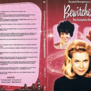Bewitched Season 6 discs 3 and 4 R1 DVD Cover & Labels
