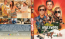 Once Upon A Time In... Hollywood (2019) R0 Custom DVD Cover & Label