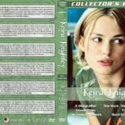 Keira Knightley Filmography - Set 1 (1995-2002) R1 Custom DVD Cover