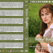 Keira Knightley Filmography - Set 2 (2002-2005) R1 Custom DVD Cover