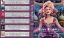 Keira Knightley Filmography - Set 6 (2016-2019) R1 Custom DVD Cover