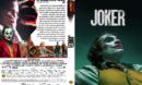 Joker (2019) R1 Custom DVD Cover