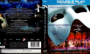 PHANTOM OF THE OPERA AT THE ROYAL ALBERT HALL (2011) BLU-RAY COVER & LABELS
