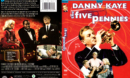 THE FIVE PENNIES (1959) R1 DVD COVER & LABEL