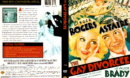 THE GAY DIVORCEE (1934) R1 DVD COVER & LABEL