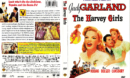 THE HARVEY GIRLS (1945) R1 DVD COVER & LABEL