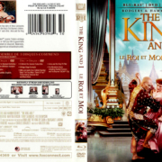 THE KING AND I (1956) R1 BLU-RAY COVER & LABELS
