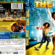 THE WIZ (1978) R1 BLU-RAY COVER & LABEL
