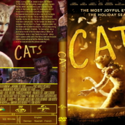 Cats (2019) R0 Custom DVD Cover & Label