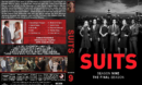 Suits - Season 9 (2019) R1 Custom DVD Cover & Labels