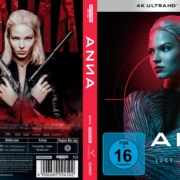 Anna (2019) R2 German Custom 4K UHD Covers