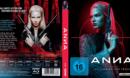 Anna (2019) R2 German Custom Blu-Ray Covers