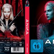 Anna (2019) R2 German Custom Blu-Ray Covers