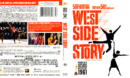 WEST SIDE STORY 50TH ANNIVERSARY (1961) R1 BLU-RAY COVER & LABEL
