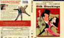 SILK STOCKINGS (1957) R1 DVD COVER & LABEL
