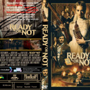 Ready Or Not (2019) R0 Custom DVD Cover & Label