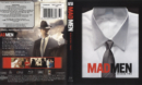 Mad Men: Season Two (2008) R1 Blu-Ray Cover & Labels