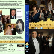 Downton Abbey (2019) R2 Custom DVD Cover
