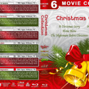 Christmas Collection Custom Blu-Ray Cover