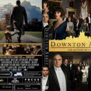 Downton Abbey (2019) R0 Custom DVD Cover
