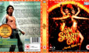 OM SHANTI OM (2007) R2 BLU-RAY COVER & LABEL