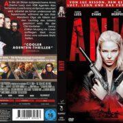 Anna (2019) R2 German DVD Cover