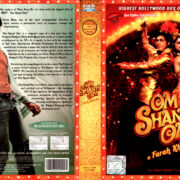 OM SHANTI OM (2007) R1 DVD COVER & LABELS