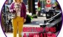 Brittany Runs A Marathon (2019) R2 Custom DVD Label
