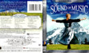 THE SOUND OF MUSIC 45TH ANNIVERSARY (1965) R1 BLU-RAY COVER & LABELS