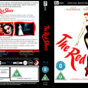 THE RED SHOES (1948) R2 BLU-RAY COVER & LABEL