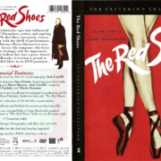 THE RED SHOES (1948) R1 DVD COVER & LABEL