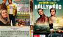 Once Upon A Time In Hollywood (2019) R1 Custom DVD Cover