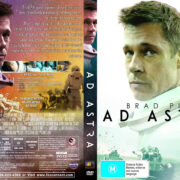 Ad Astra (2019) R1 Custom DVD Cover