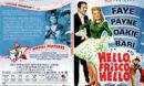 HELLO FRISCO, HELLO (1943) SLIM DVD COVER & LABEL