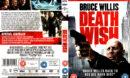 Death Wish (2018) R2 DVD Cover & Label