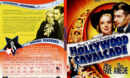 HOLLYWOOD CAVALCADE (1937) SLIM DVD COVER & LABEL