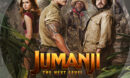 Jumanji: The Next Level (2019) R1 Custom DVD Labels