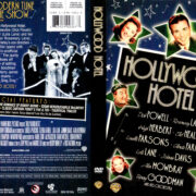 HOLLYWOOD HOTEL (1937) R1 DVD COVER & LABEL