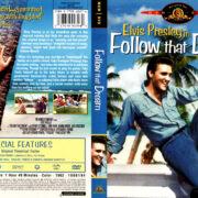 FOLLOW THAT DREAM (1962) R1 DVD COVER & LABEL